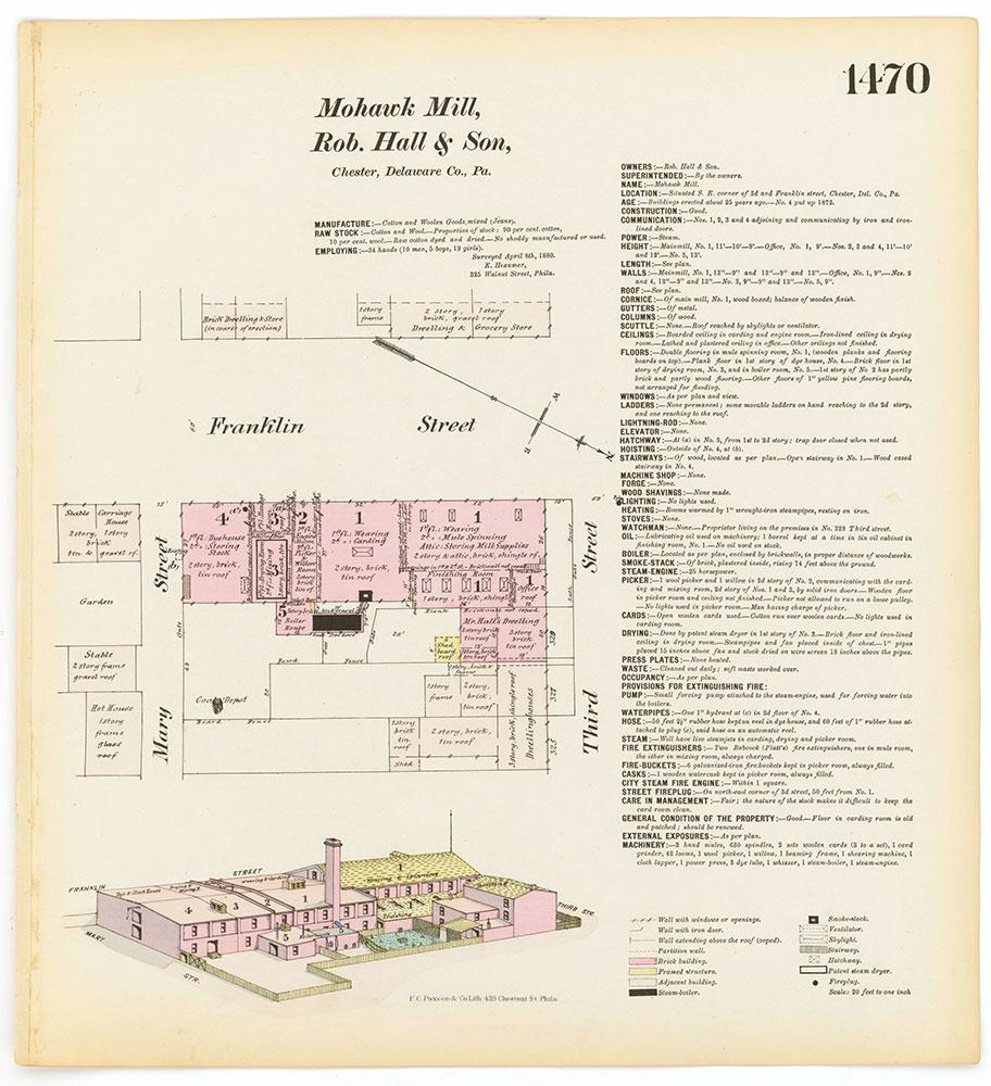 Hexamer General Surveys, Volume 16, Plate 1470