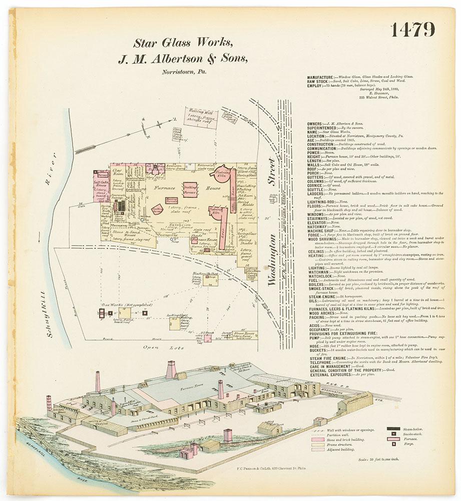 Hexamer General Surveys, Volume 16, Plate 1479