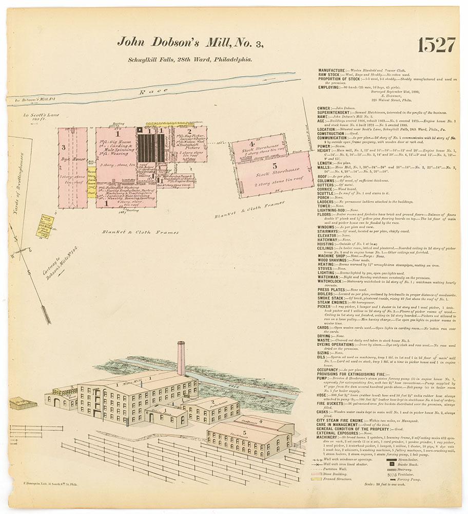 Hexamer General Surveys, Volume 16, Plate 1527