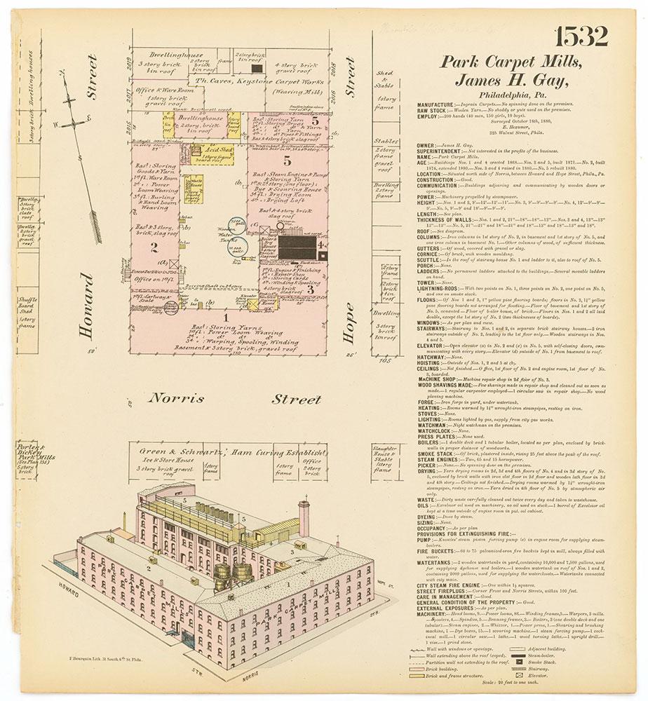 Hexamer General Surveys, Volume 16, Plate 1532
