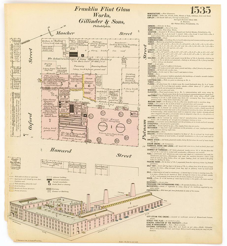Hexamer General Surveys, Volume 16, Plate 1535