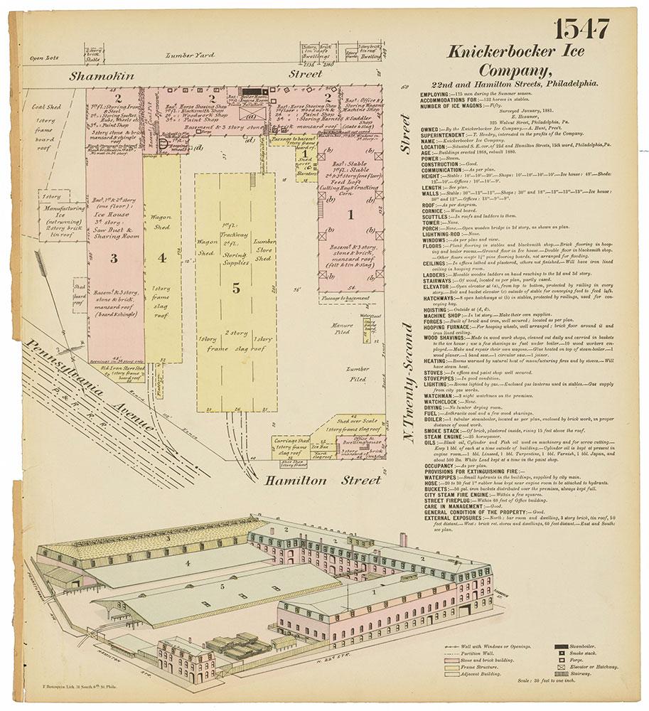 Hexamer General Surveys, Volume 16, Plate 1547
