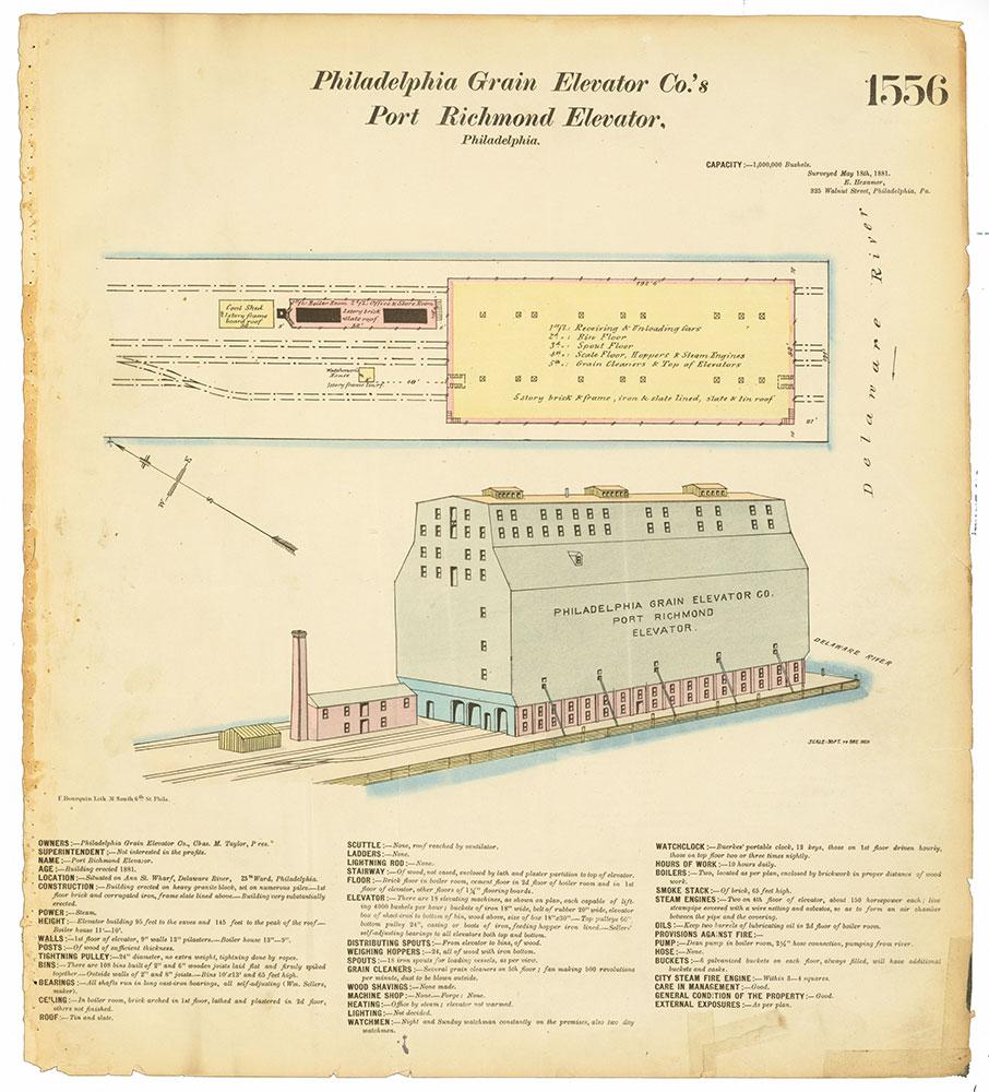 Hexamer General Surveys, Volume 17, Plate 1556
