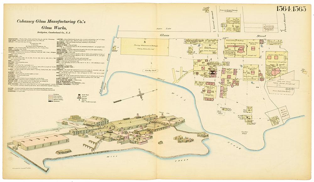 Hexamer General Surveys, Volume 17, Plates 1564-1565