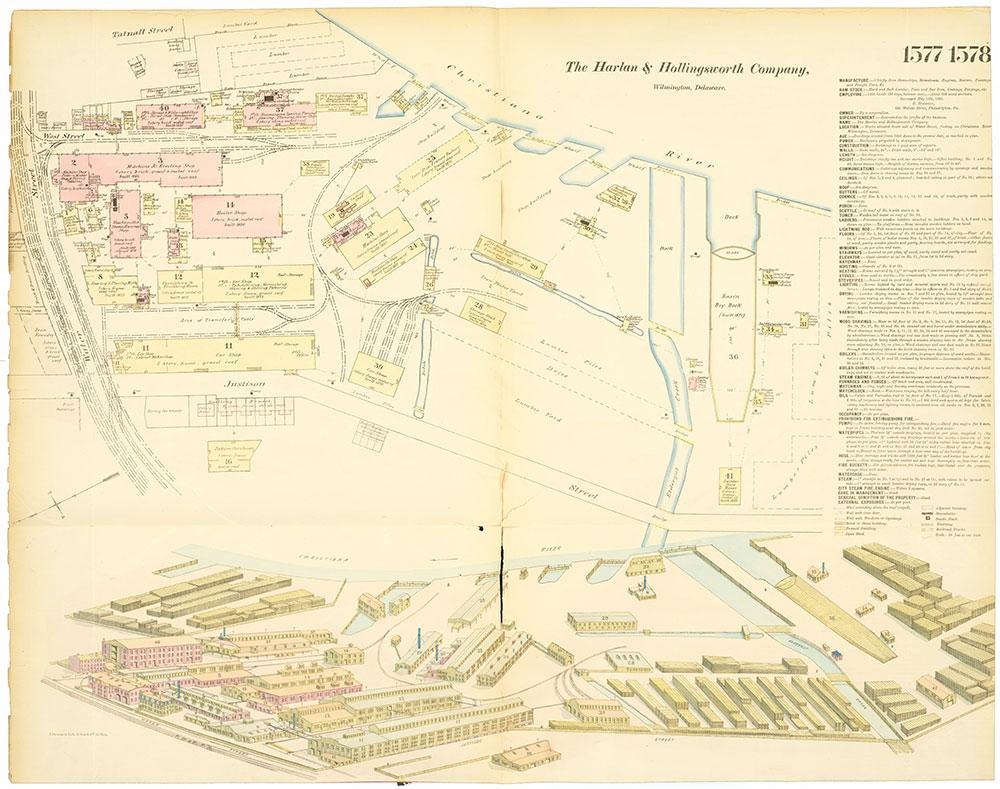 Hexamer General Surveys, Volume 17, Plates 1577-1578