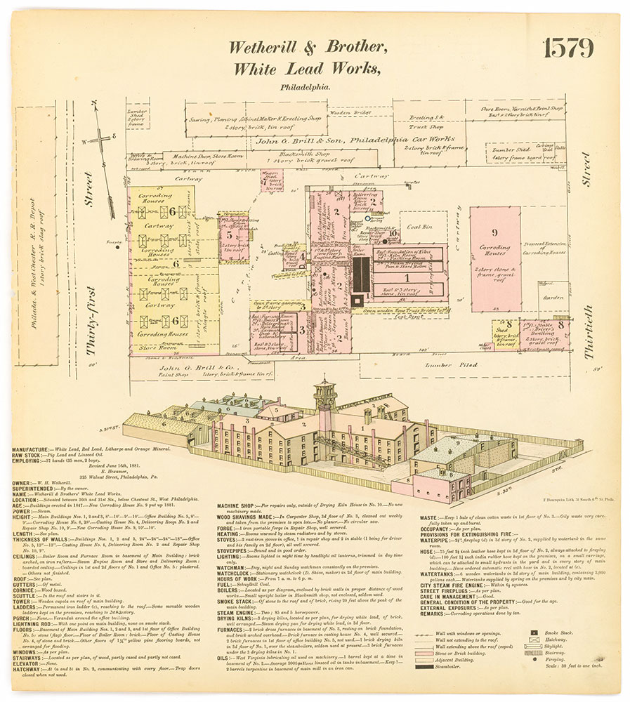 Hexamer General Surveys, Volume 17, Plate 1579