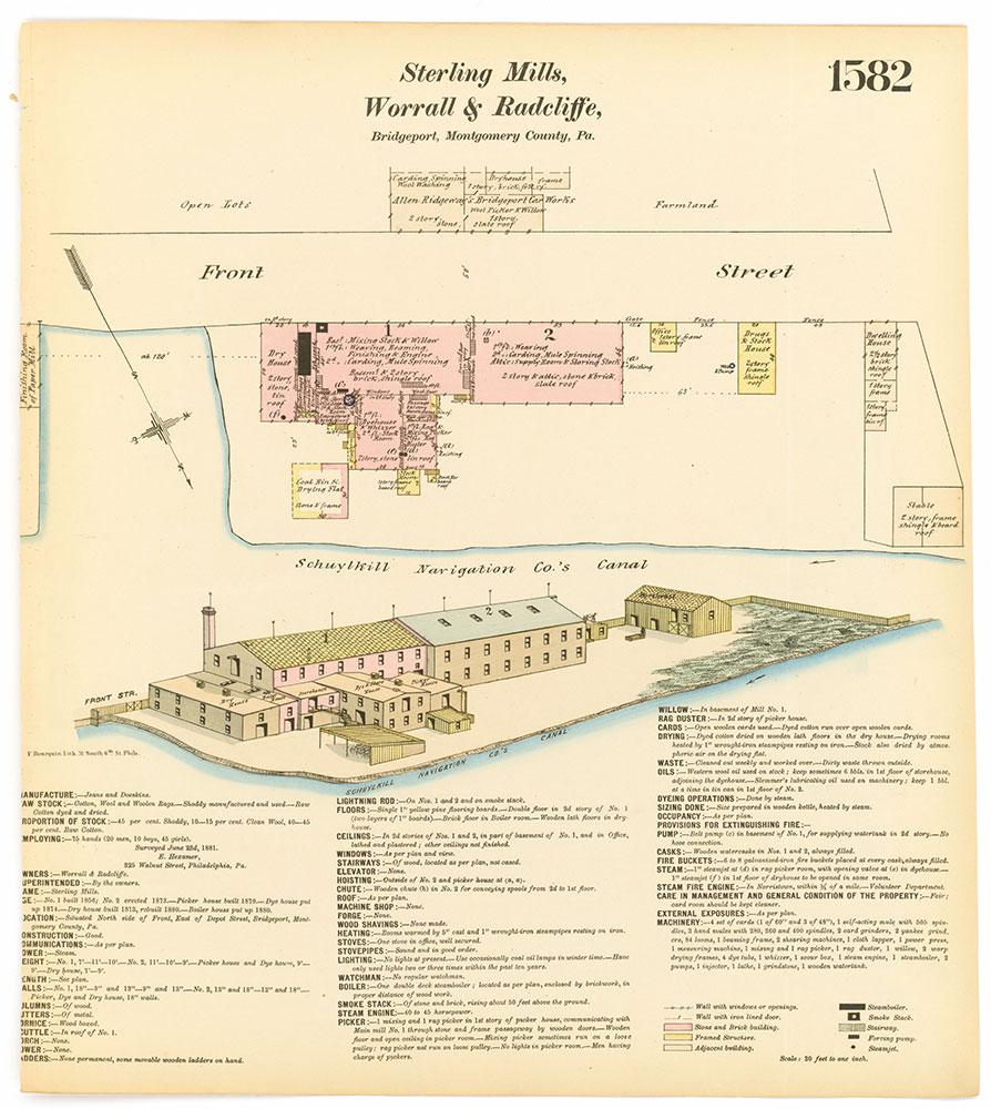 Hexamer General Surveys, Volume 17, Plate 1582