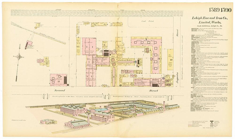 Hexamer General Surveys, Volume 17, Plates 1589-1590