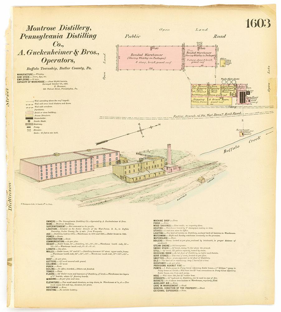 Hexamer General Surveys, Volume 17, Plate 1603