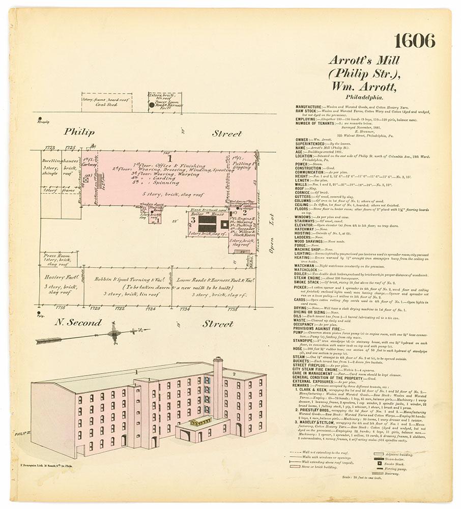 Hexamer General Surveys, Volume 17, Plate 1606
