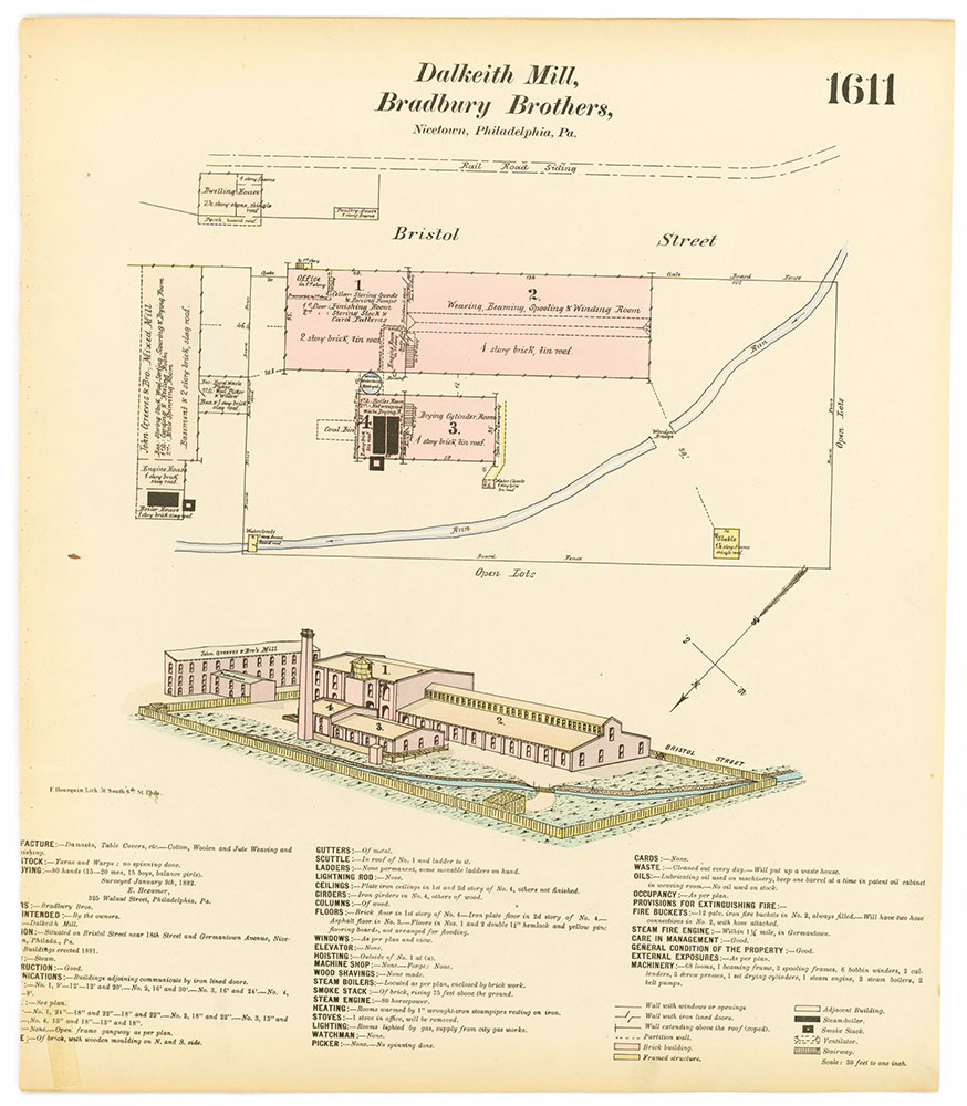 Hexamer General Surveys, Volume 17, Plate 1611