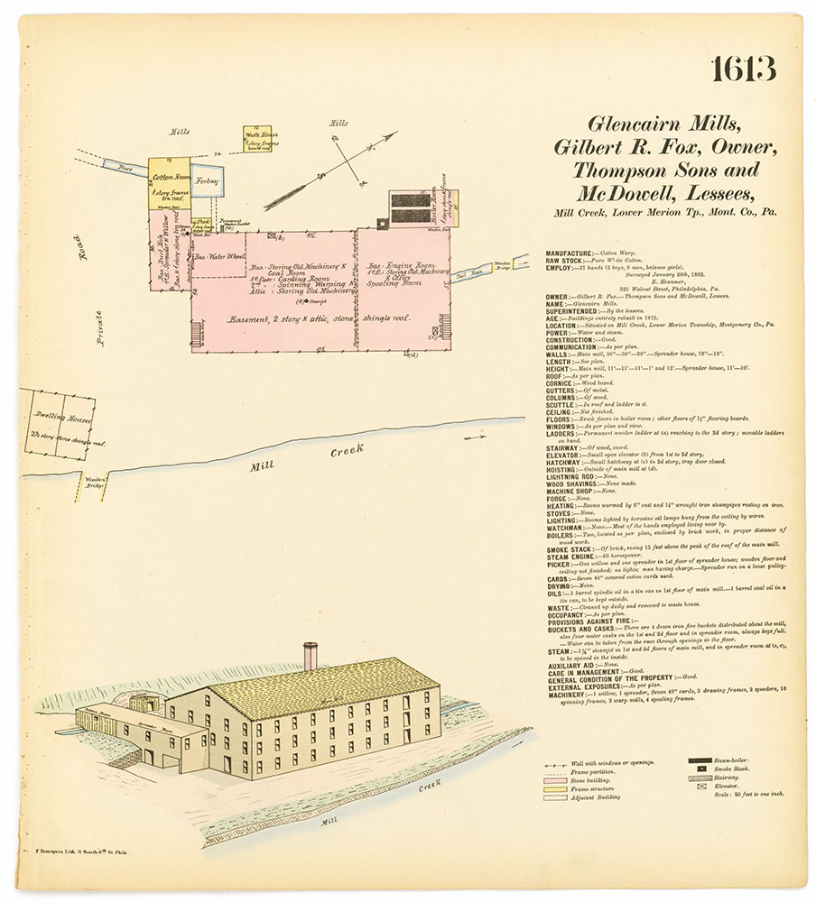 Hexamer General Surveys, Volume 17, Plate 1613