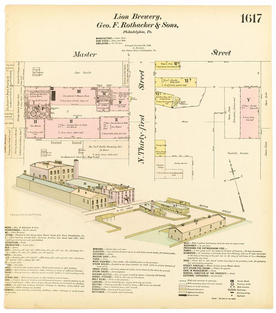 Hexamer General Surveys, Volume 17, Plate 1617