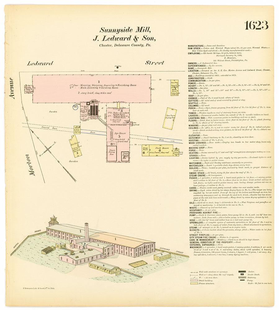 Hexamer General Surveys, Volume 17, Plate 1623