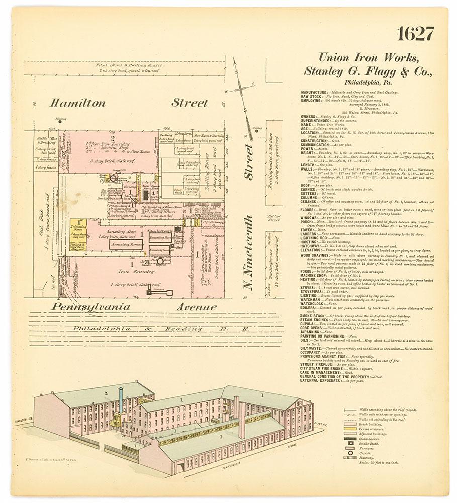 Hexamer General Surveys, Volume 17, Plate 1627