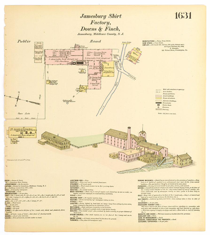 Hexamer General Surveys, Volume 17, Plate 1631