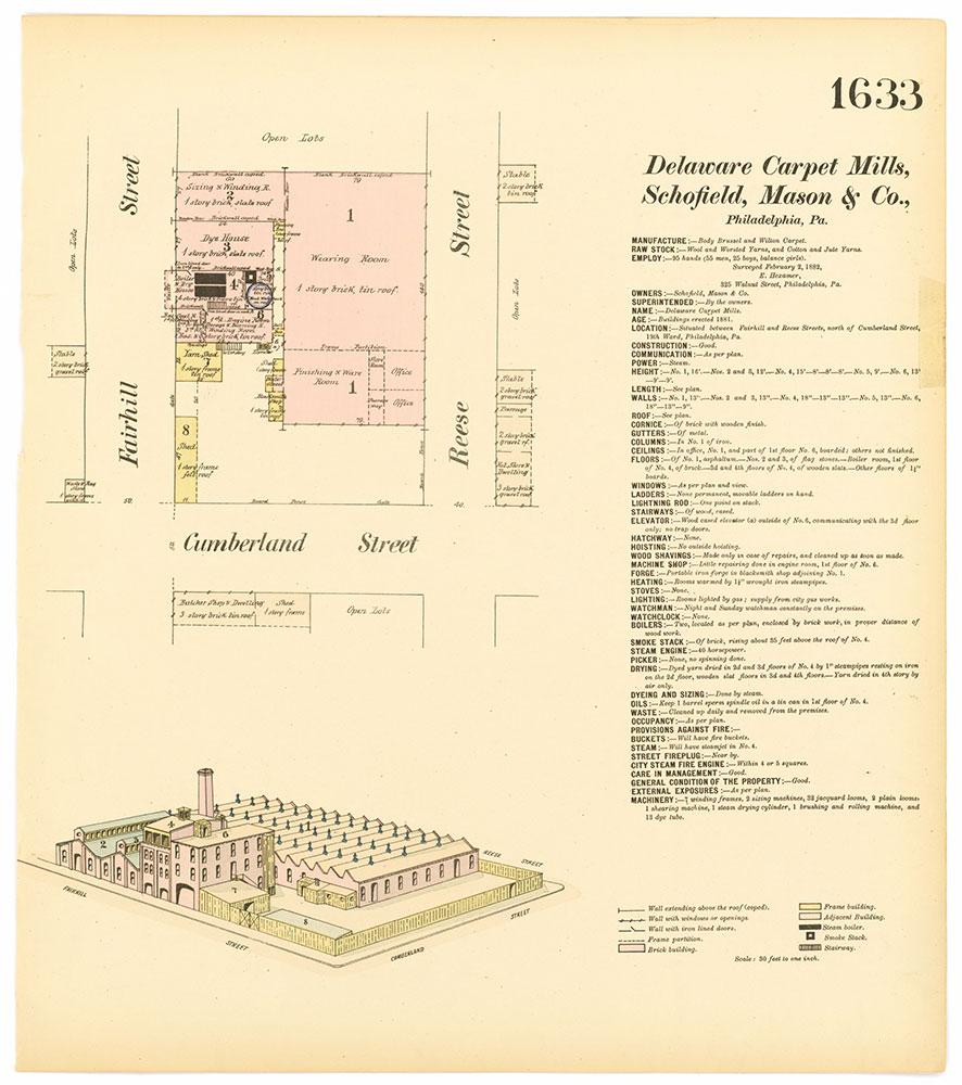 Hexamer General Surveys, Volume 17, Plate 1633