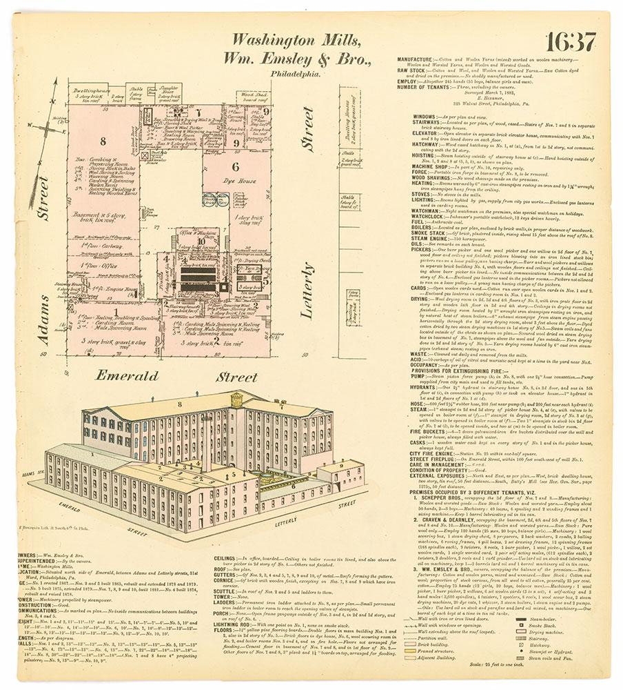 Hexamer General Surveys, Volume 17, Plate 1637