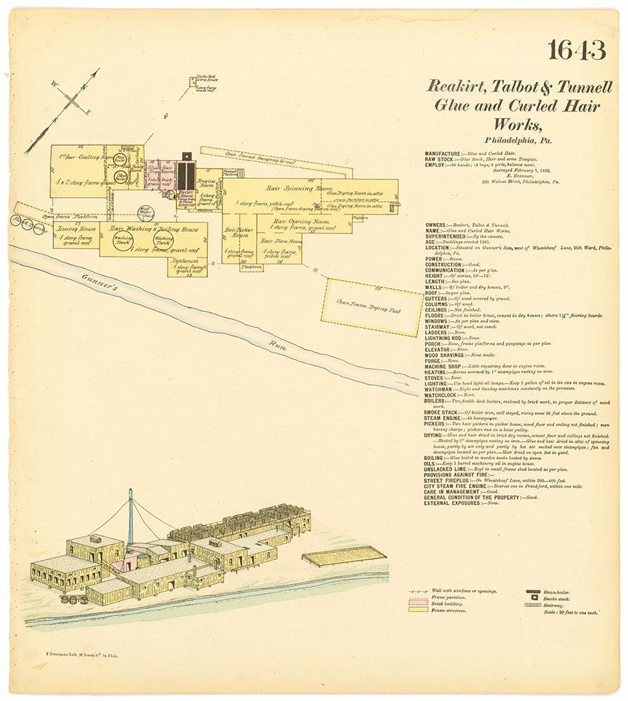 Hexamer General Surveys, Volume 17, Plate 1643