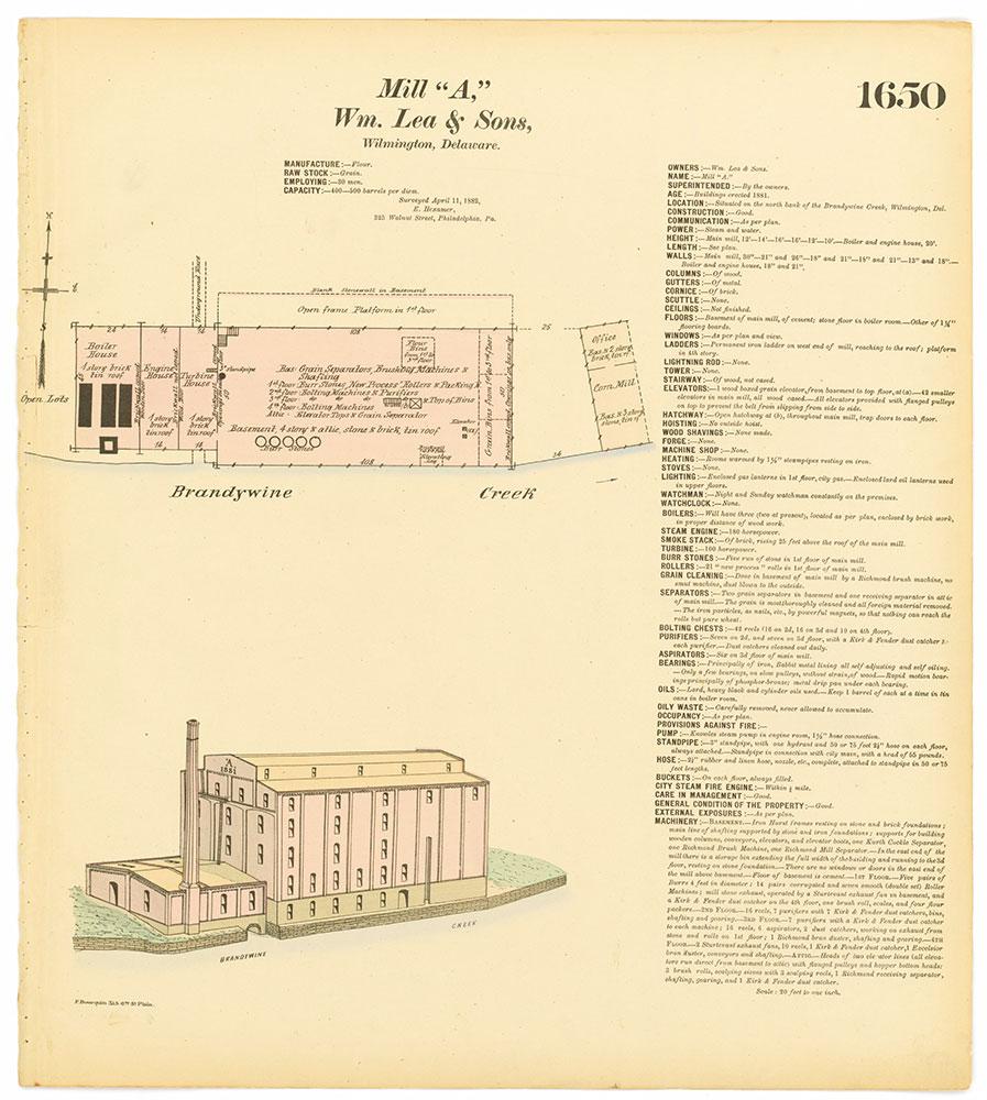 Hexamer General Surveys, Volume 17, Plate 1650