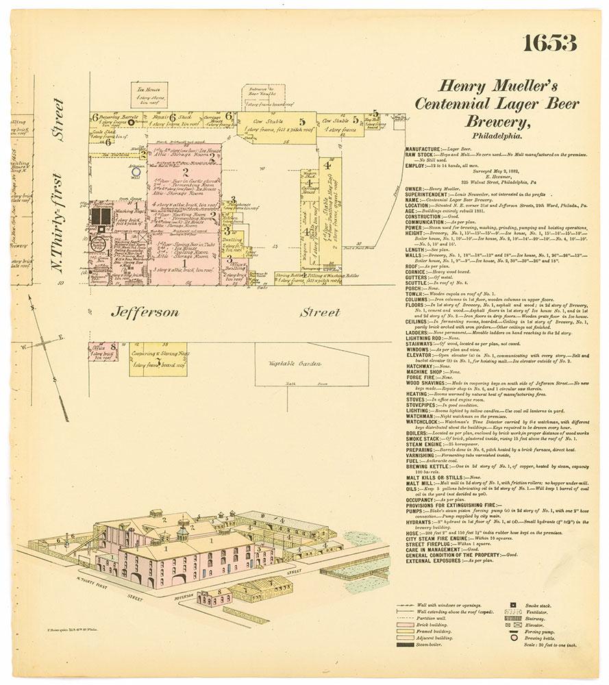 Hexamer General Surveys, Volume 17, Plate 1653