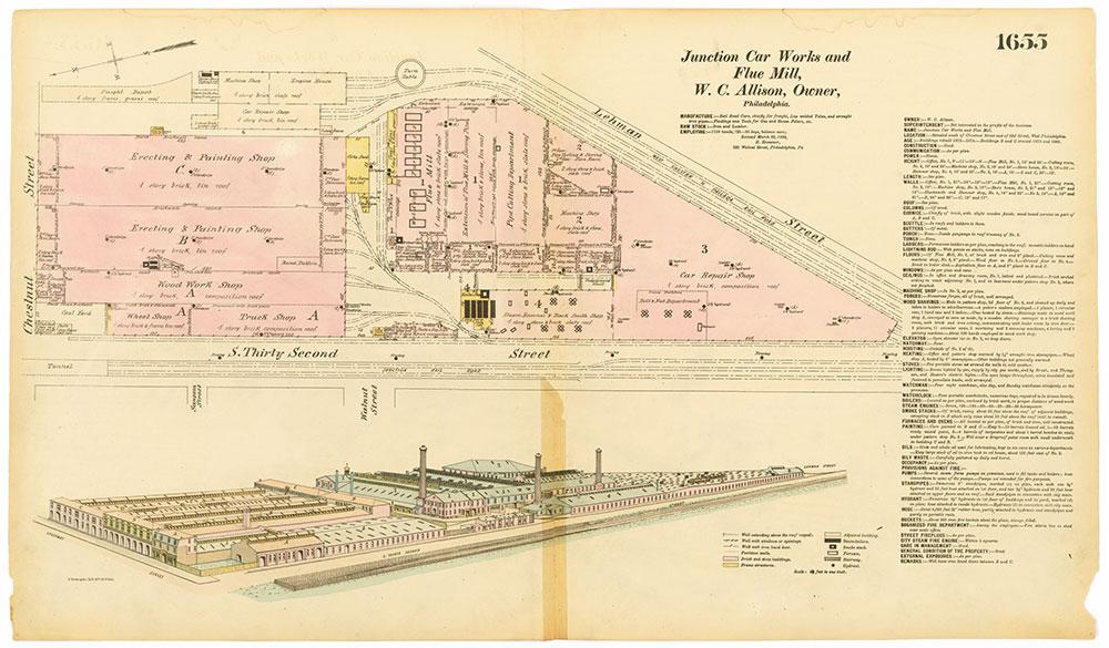 Hexamer General Surveys, Volume 17, Plate 1655