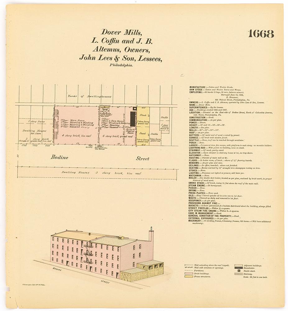Hexamer General Surveys, Volume 18, Plate 1668