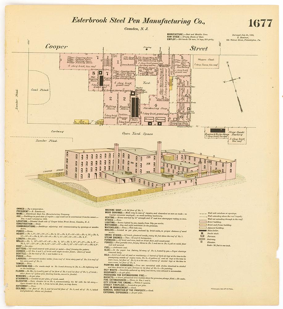 Hexamer General Surveys, Volume 18, Plate 1677