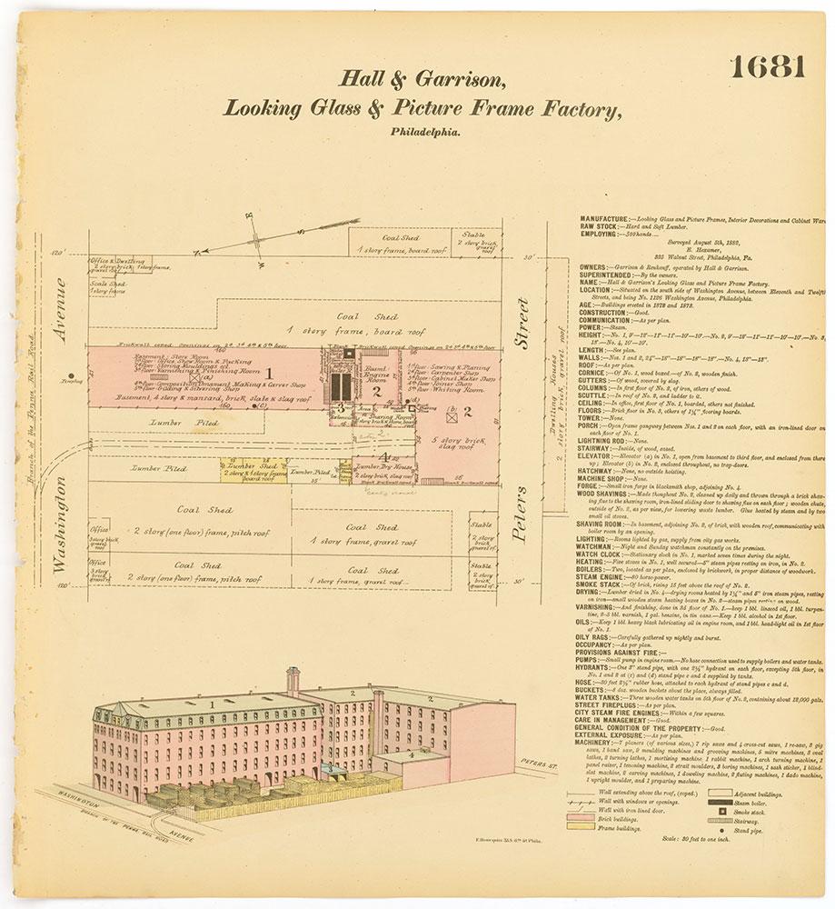 Hexamer General Surveys, Volume 18, Plate 1681