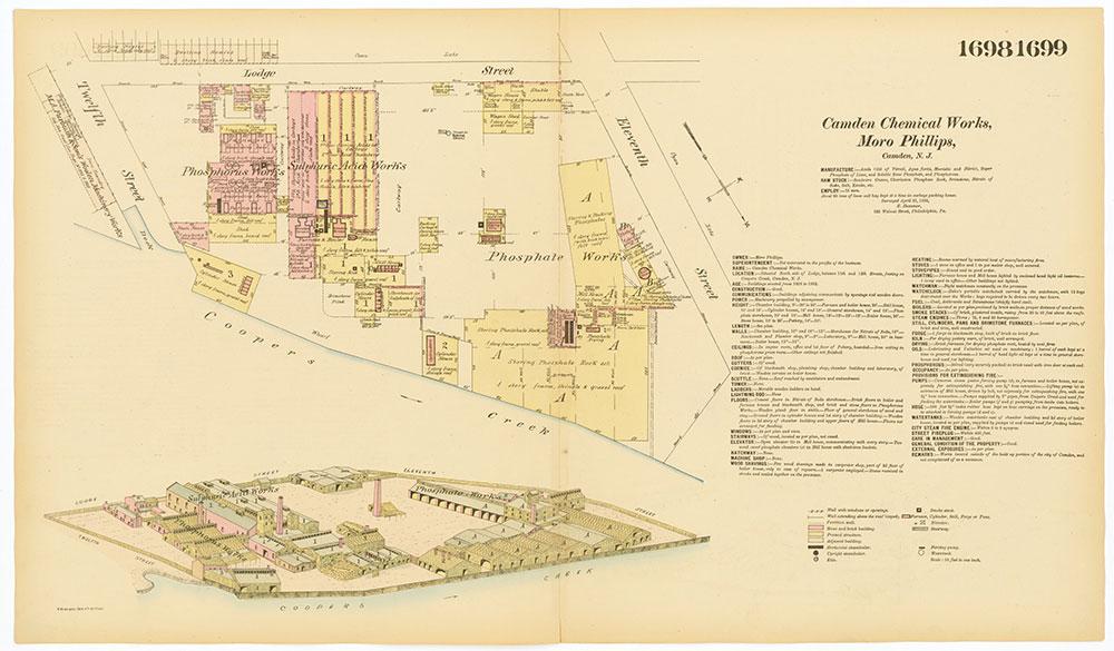 Hexamer General Surveys, Volume 18, Plates 1698-1699