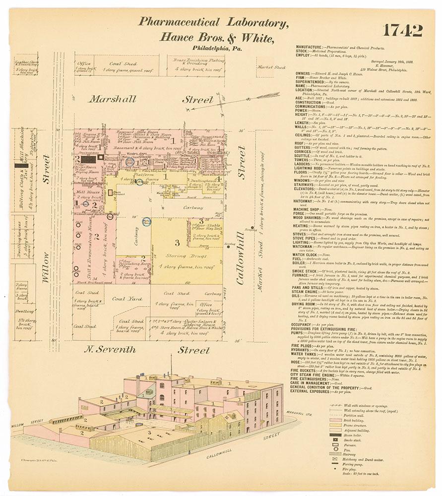Hexamer General Surveys, Volume 18, Plate 1742