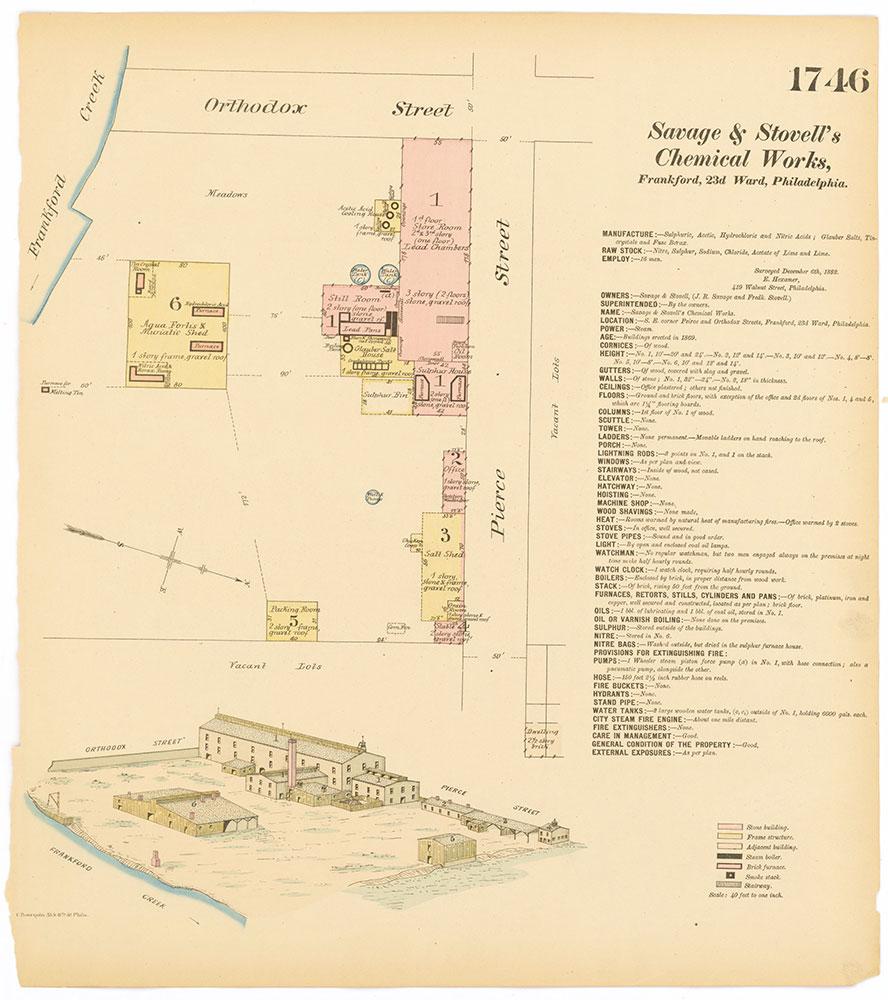 Hexamer General Surveys, Volume 18, Plate 1746