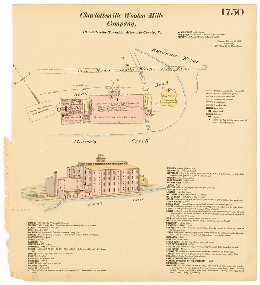 Hexamer General Surveys, Volume 18, Plate 1750