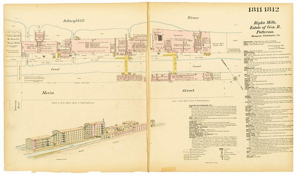 Hexamer General Surveys, Volume 19, Plates 1811-1812