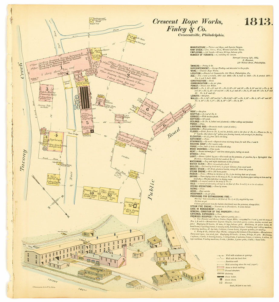 Hexamer General Surveys, Volume 19, Plate 1813