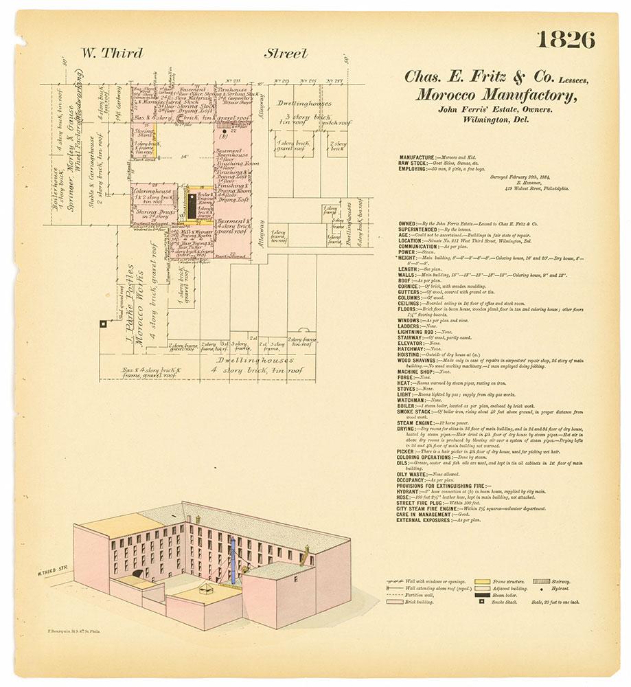 Hexamer General Surveys, Volume 19, Plate 1826