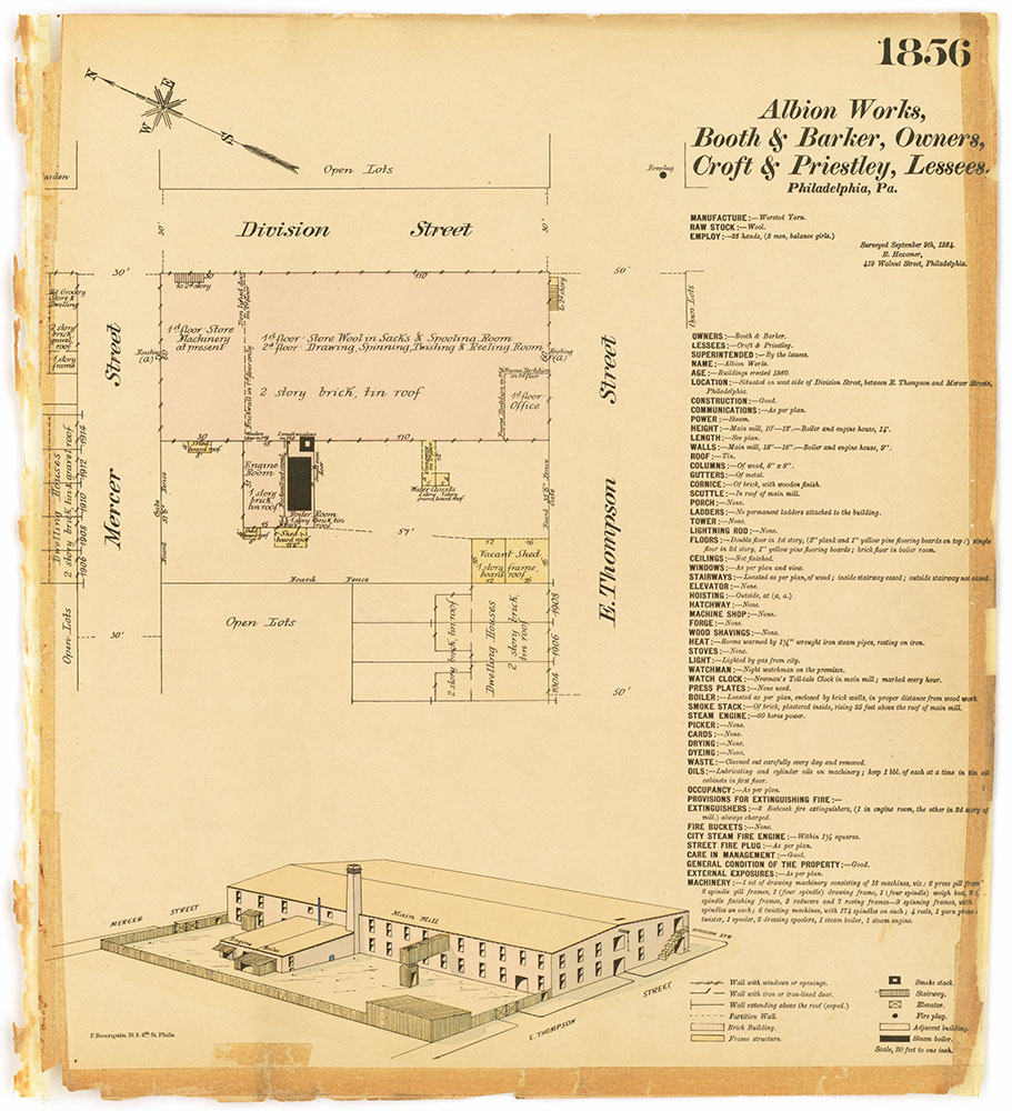 Hexamer General Surveys, Volume 20, Plate 1856