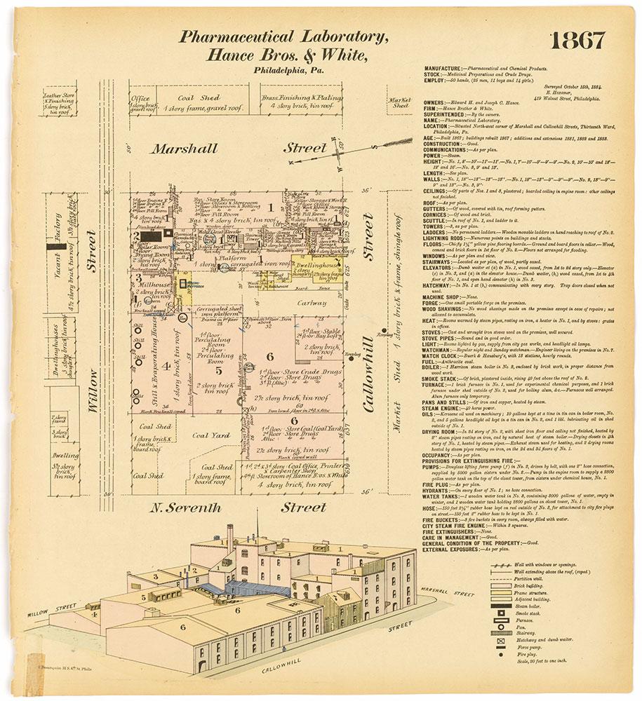 Hexamer General Surveys, Volume 20, Plate 1867