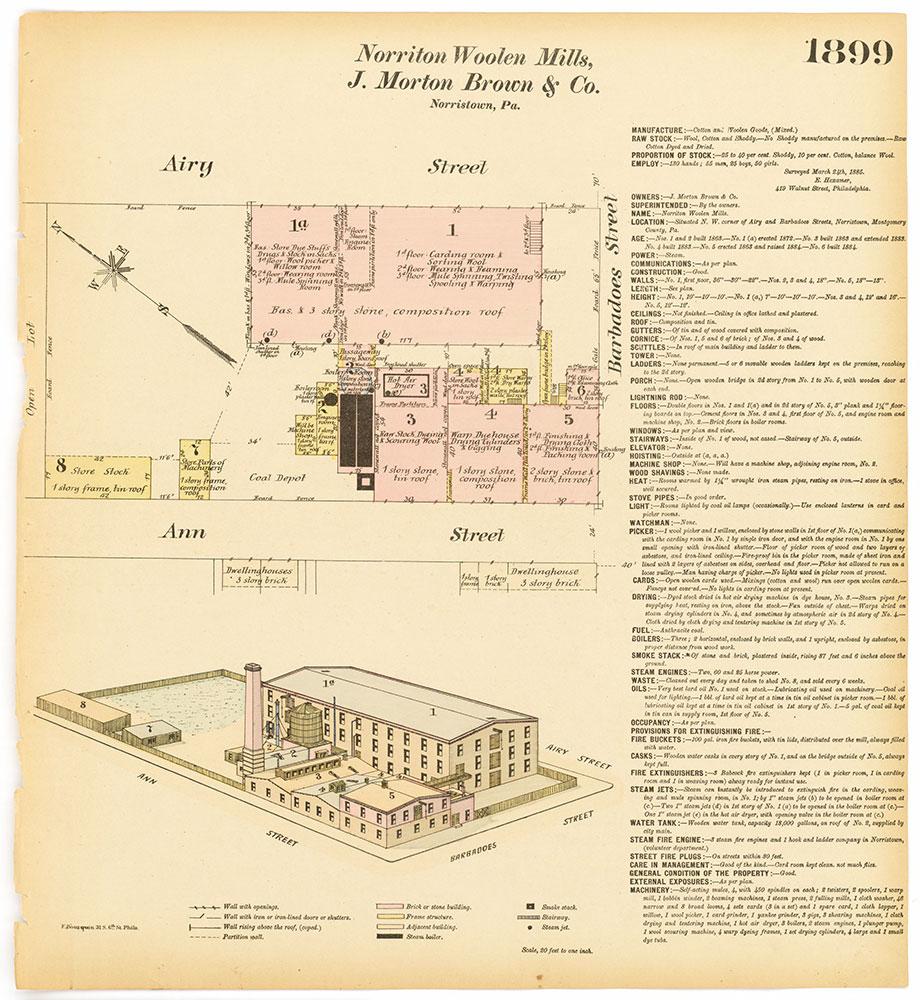 Hexamer General Surveys, Volume 20, Plate 1899