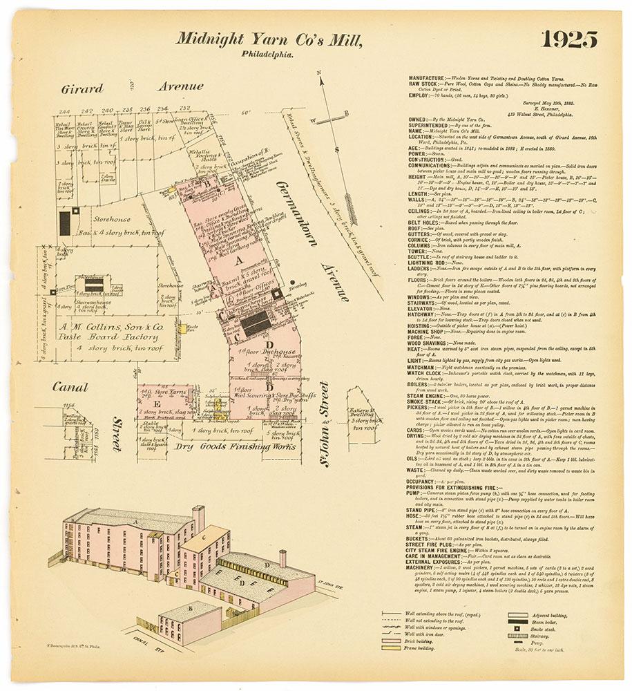 Hexamer General Surveys, Volume 20, Plate 1925