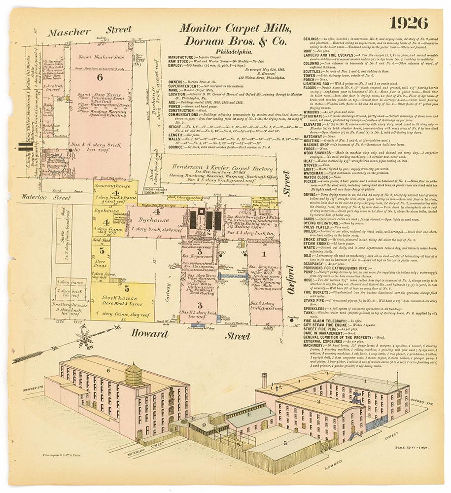 Hexamer General Surveys, Volume 20, Plate 1926