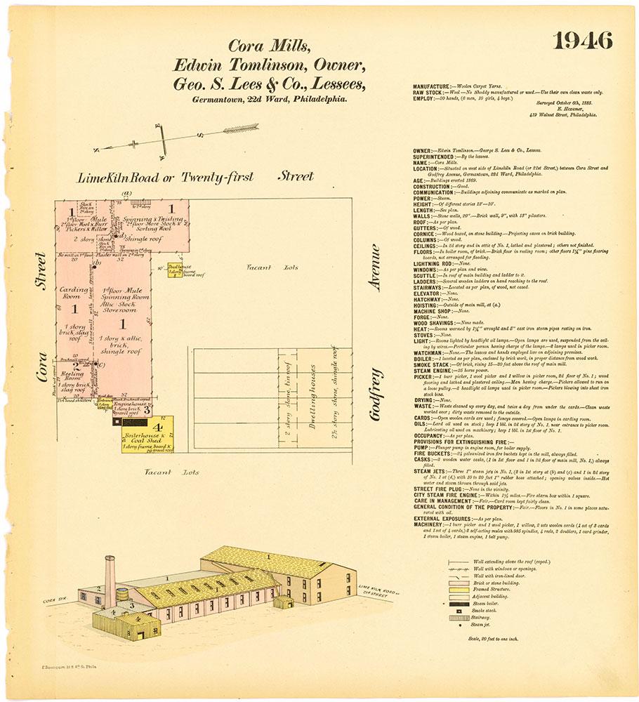 Hexamer General Surveys, Volume 20, Plate 1946