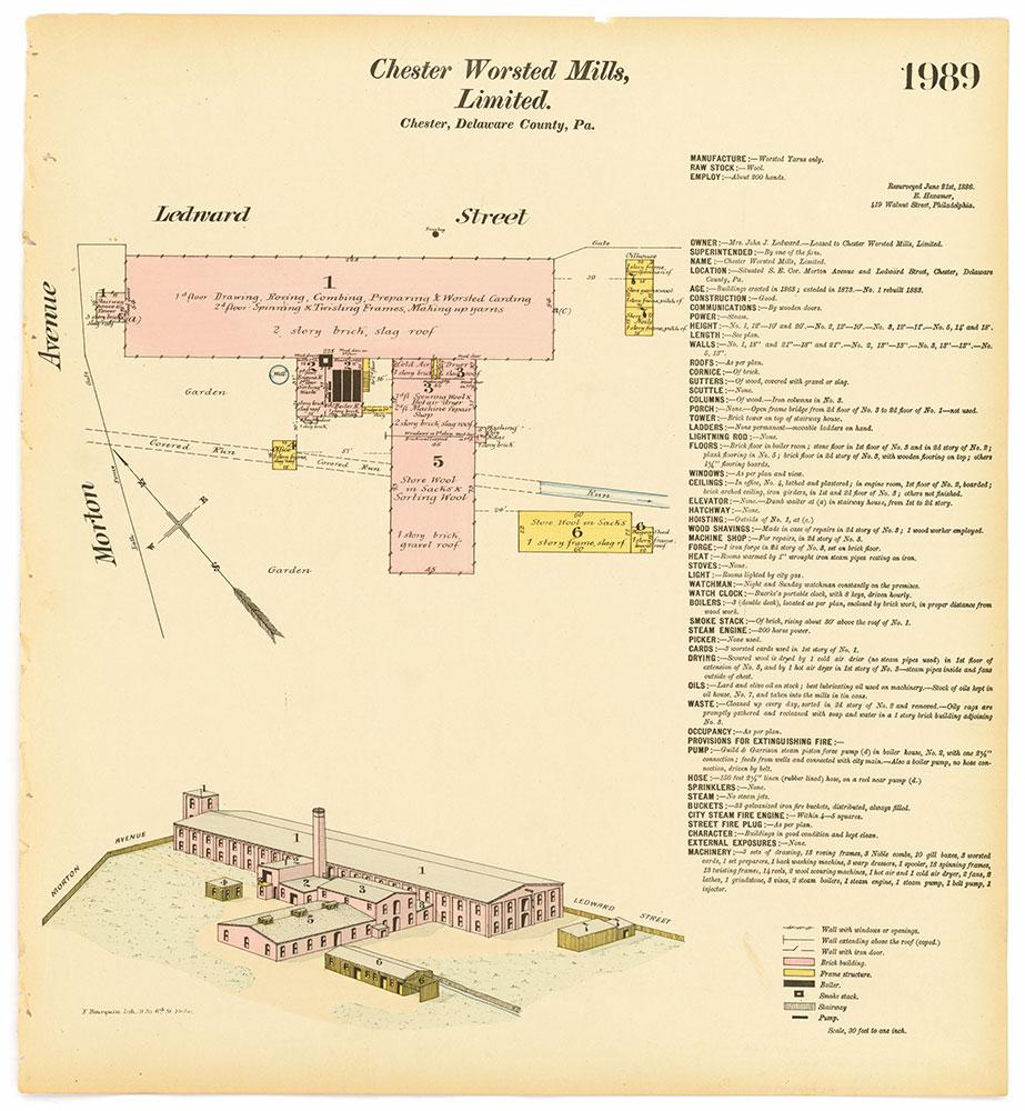 Hexamer General Surveys, Volume 21, Plate 1989