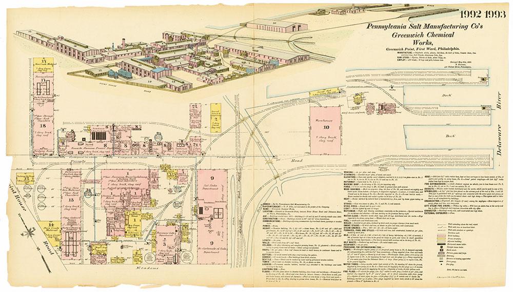 Hexamer General Surveys, Volume 21, Plates 1992-1993