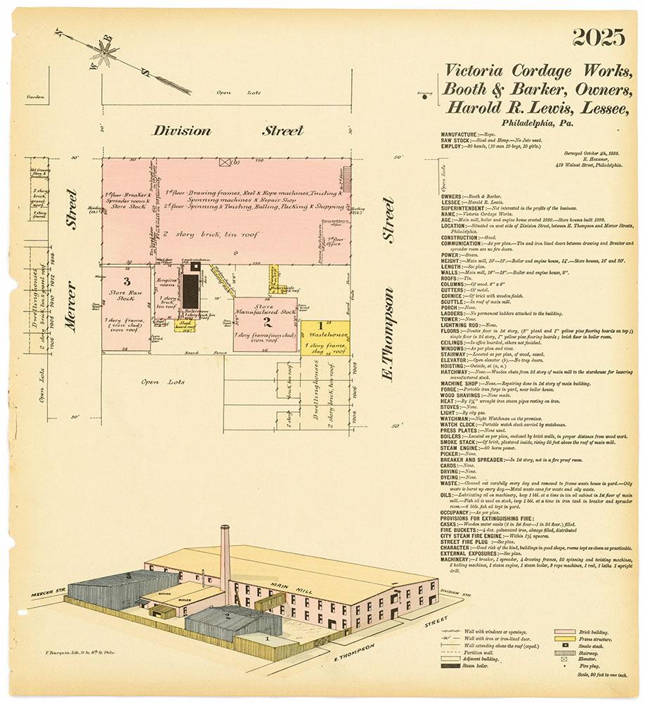 Hexamer General Surveys, Volume 21, Plate 2025