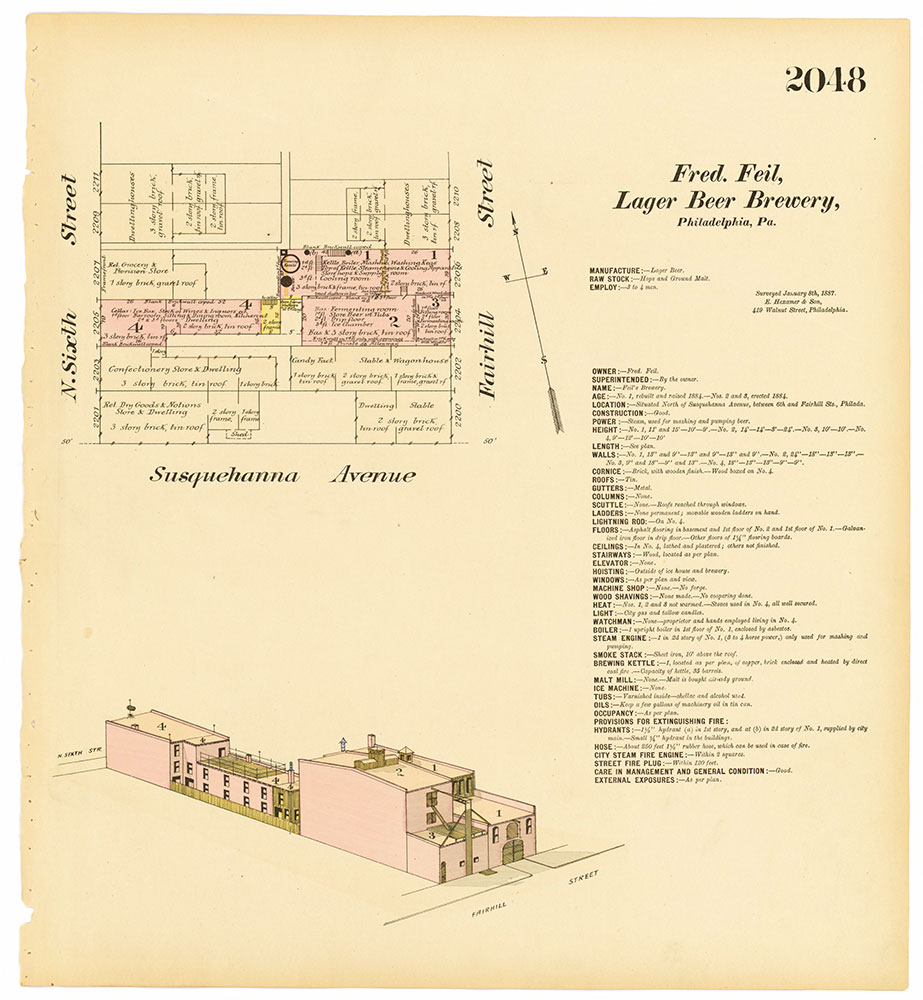 Hexamer General Surveys, Volume 21, Plate 2048