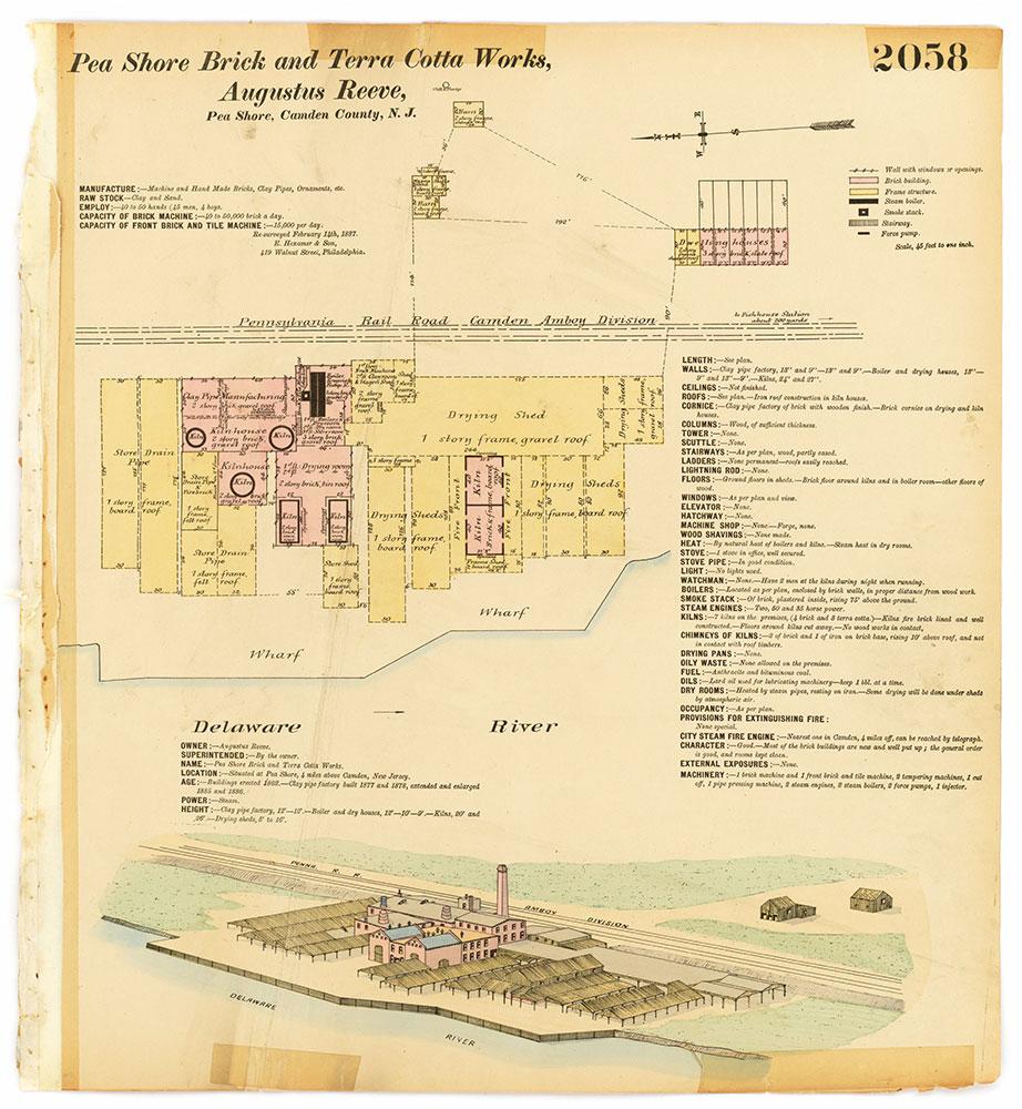 Hexamer General Surveys, Volume 22, Plate 2058