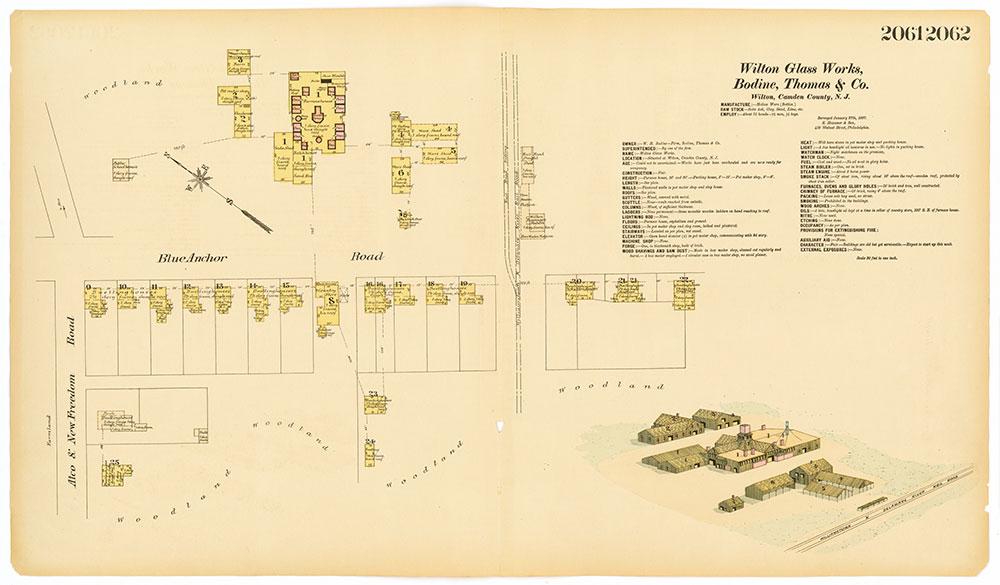 Hexamer General Surveys, Volume 22, Plates 2061-2062