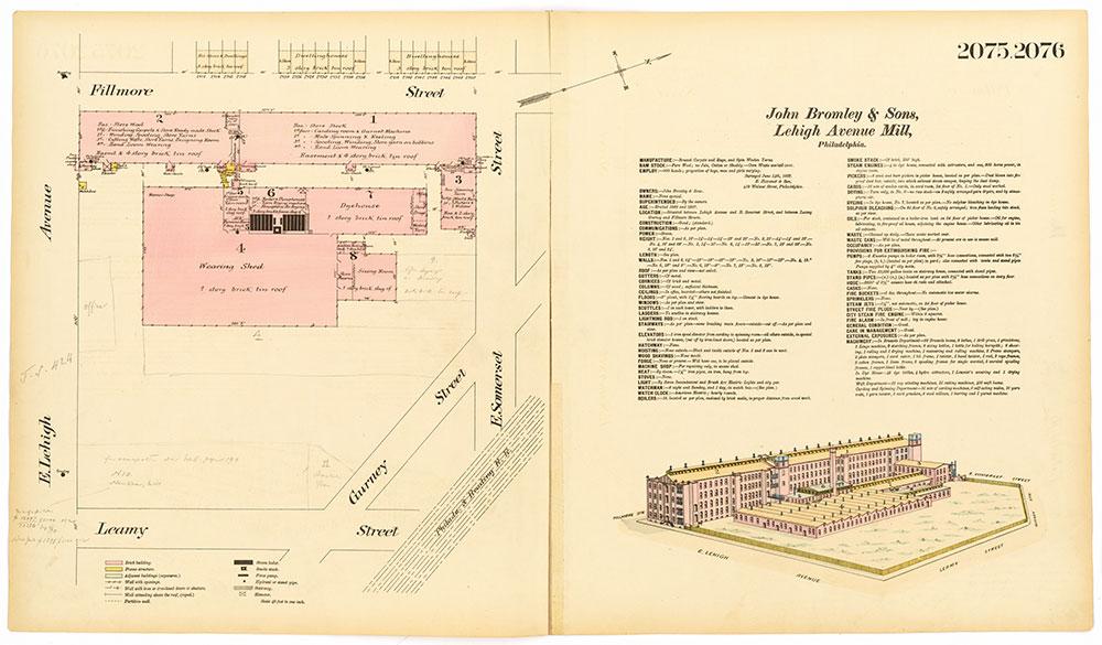 Hexamer General Surveys, Volume 22, Plates 2075-2076