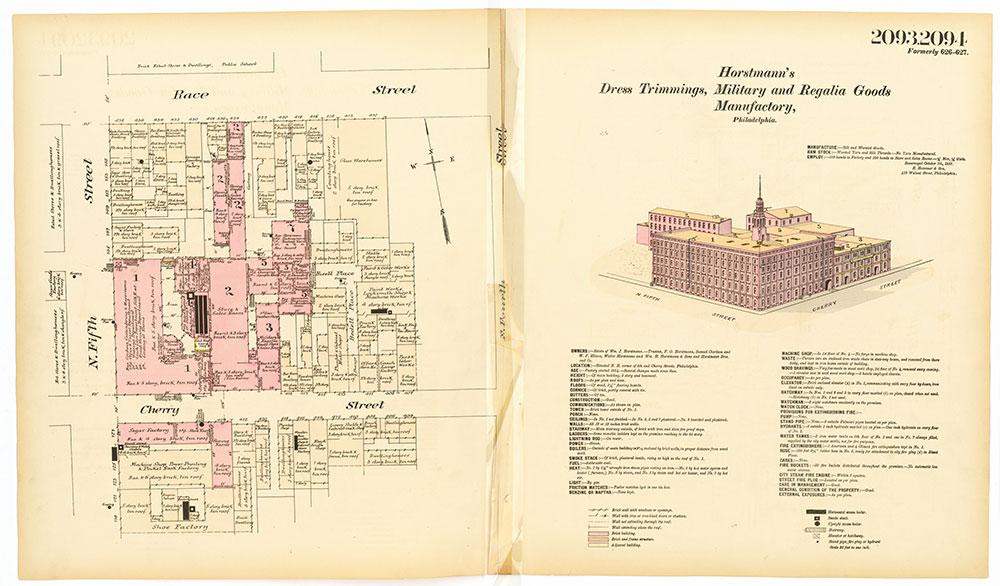 Hexamer General Surveys, Volume 22, Plates 2093-2094